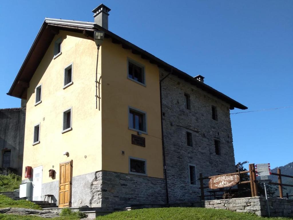 Rifugio Monte Zeus, Camere&Cucina a Crego VB