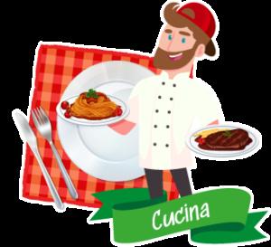 Cucina | Rifugio Monte Zeus, Frazione Crego Premia VB