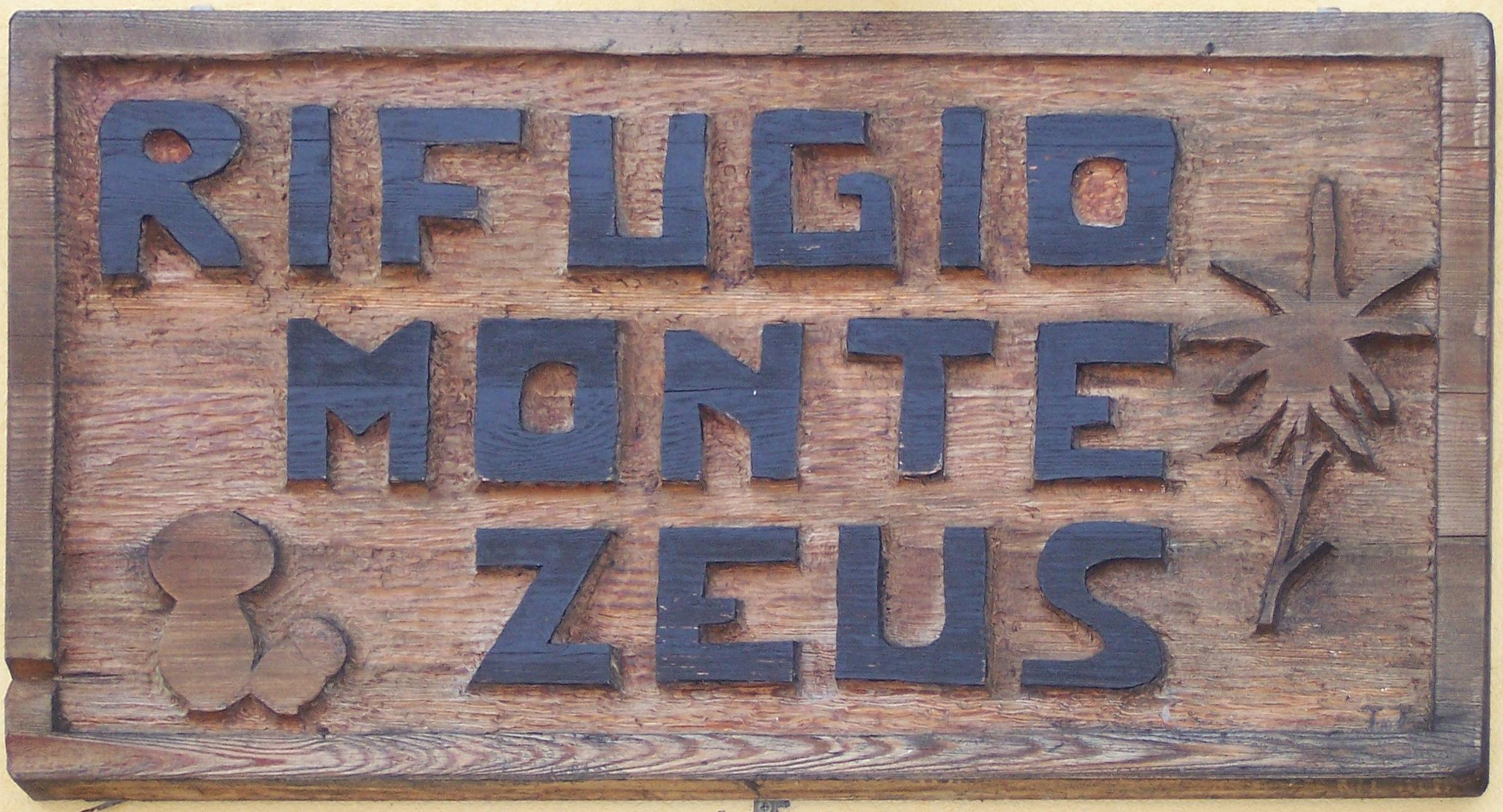 Rifugio Monte Zeus