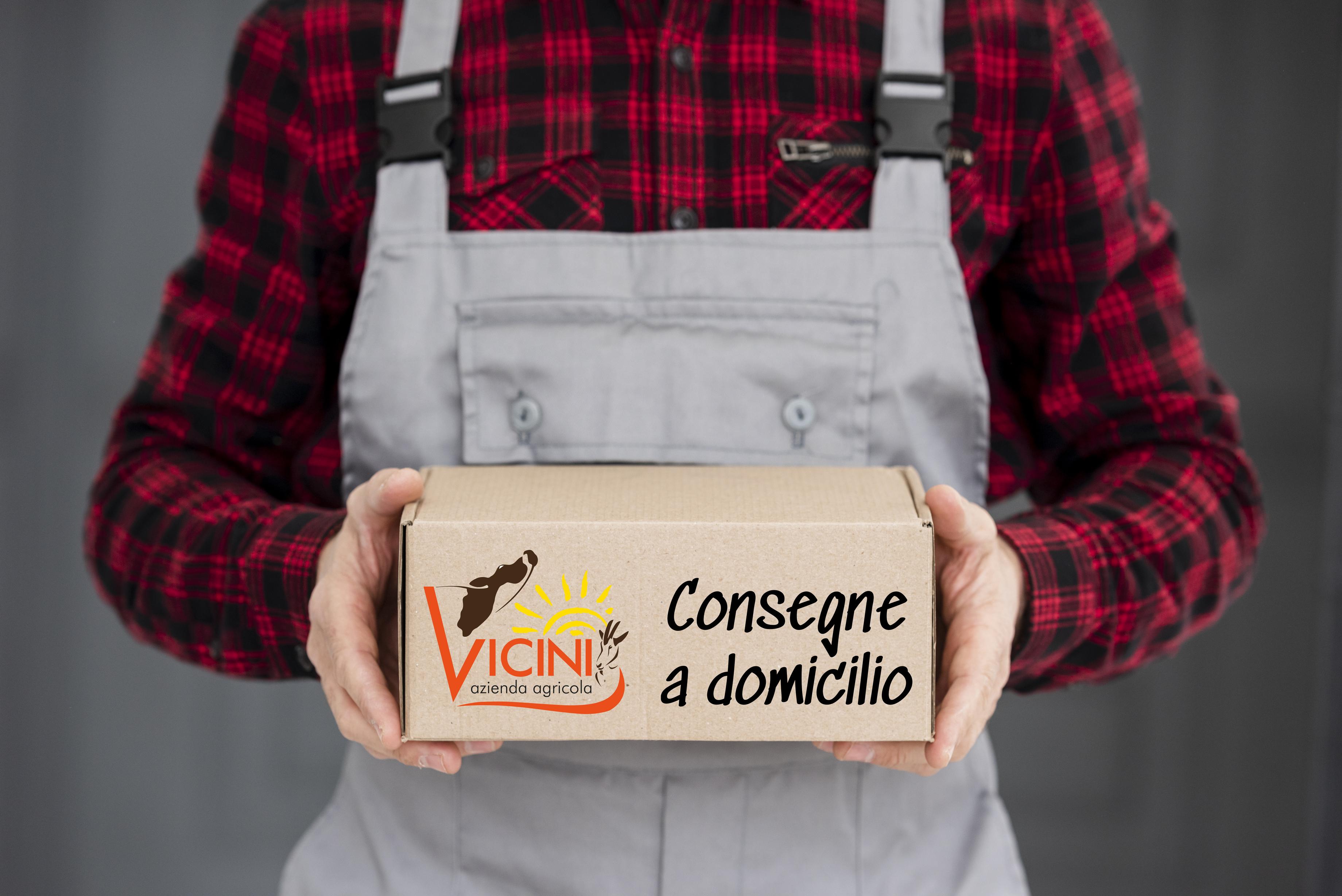 Vicini Azienda Agricola - Consegna a Domicilio